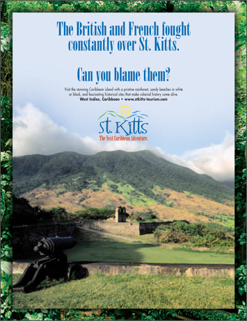 St. Kitts Creative Campaign